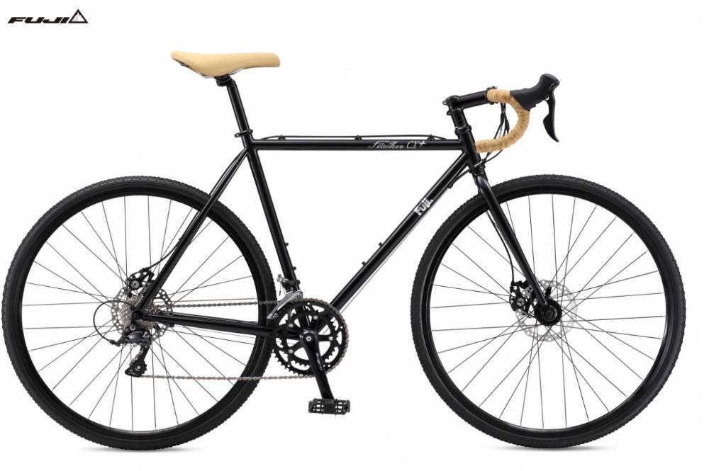 후지 페더 CX     여행용 자전거 블랙.png